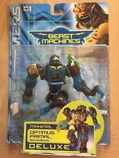 transformers beast machines optimusprimal MISB