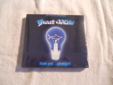 """Great White """"Thank You... Good night"""" 2002 cd Bad Reputation Records New Sealed"""