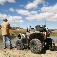 QUAD BIKE ACCESSORIES ATV ACCESSORIES TRIKE PORTABLE FISHING ROD & FREE REEL