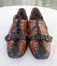 Paul Green München Nobellabel HANDARBEIT Sneaker Leder UK 4 NEU NP 140 €