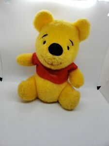 "Vintage Gund Sears WINNIE THE POOH BEAR Disney 10"" Plush Stuffed Animal Toy"