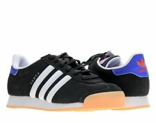 NEW Adidas Samoa C75472 C75467 Black Blue Casual Athletic Shoes Sneaker KIDS