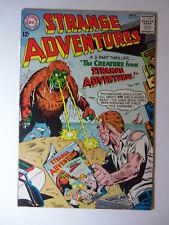 1964 STRANGE ADVENTURES DC Comics # 170 HIGH GRADE w/ COOL INFINITY COVER