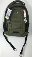 SWISSGEAR 5505 Laptop Backpack, *Olive Green* (NEW)