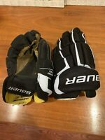 """Bauer Supreme One 40 Youth Ice Hockey Gloves 9"""""""
