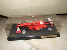FERRARI F2000 2000 M. SCHUMACHER HOTWHEELS 1:18 World Champion