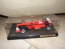 FERRARI F2000 2000 M. SCHUMACHER HOTWHEELS 1:18 World Champion