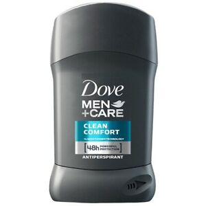 Dove Men Clean Comfort Anti-Perspirant Deodorant Stick 50 ml