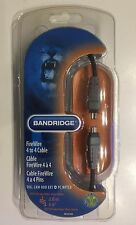 Bandridge BCL6102 FireWire 400-Kabel FireWire 4-pol 2m Neu und OVP