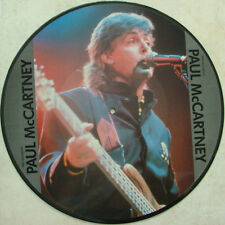 "Paul McCartney, Liverpool Press Conference June 1990, NEW PICTURE DISC 12"" vinyl"