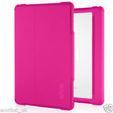 STM Dux Rugged Case for iPad Air 2 Drop Proof Protective Cover Folio Magenta