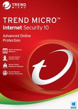 Trend Micro Internet Security 3-Device PC/Mac 6 Months Subscription
