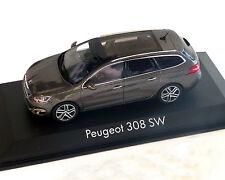 Peugeot 308 SW mokka-grau-Metallic, 1:43 NOREV