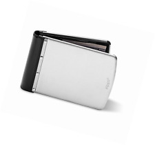 Zippo Wallet - Genuine Zippo Brushed Stainless Steel RFID Blocking Wallet