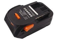 UK batterie pour AEG BHO 18 L1815R l1830r 18,0 V rohs