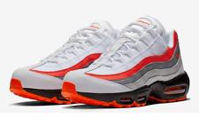 """Nike Air Max 95 Essential """"Bright Carmesí"""" (749766 112) entrenadores UK 11 EU 46"""
