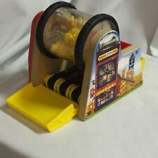Thomas Sodor Popcorn Factory Wood Plastic Moving popcorn Tumbler Rare HTF
