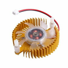 VGA Video Card Heatsink Cooler Cooling Fan For PC - UK seller