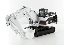CCM CAT 5230 Mass Excavator Mine White Caterpillar 1:87  Brass  New Release 2013