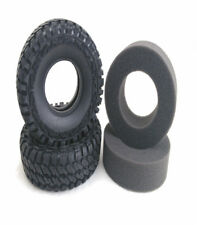 Hercules Rock Crawler RC Cars Parts 1.9inch Emulation 114mm Tire W/ Sponge