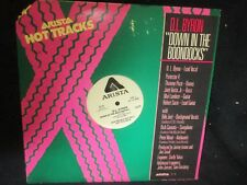 "D.L. Byron ""Down in the Boondocks"" 12"" Single PROMO"