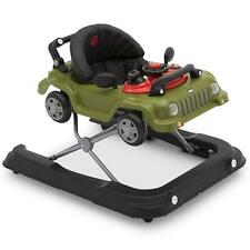 3 In 1 Activity Center Baby Walker Toy Car Boys Girls Jeep Wrangler Classic New