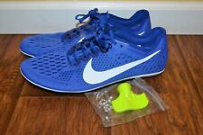 a0ab3a8b7efec1 NIKE MENS ZOOM VICTORY 3 TRACK AND FIELD SPIKES SIZE 10.5 NEW