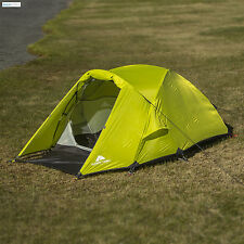 Ultralight Backpacking Tent 2 Person All Season Camping Hiking Outdoor Shelter