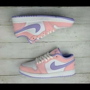 Nike Air Jordan Retro 1 LOW Arctic Punch Pink Purple Pulse CK3022-600 Men & GS