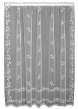 Sheer Divine White Lace Window 60 x 63 Panel by Heritage Lace