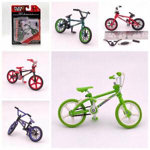 FLICK TRIX Miniature BMX Finger Bike PREMIUM Toys Diecast Bicycle Models Gift
