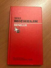 Guide Michelin Benelux 1993