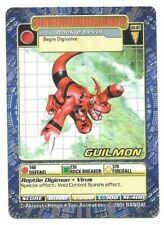 Guilmon - Rookie Level (Bandai Digimon Card BO-163) NM