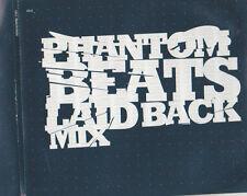 PHANTOM BEATS LAID BACK MIX CD ALBUM 13 TRACKS