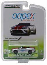 1:64 Greenlight *AAPEX TRADE SHOW EXCLUSIVE* 2016 Chevrolet Camaro Convertible
