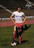 AK 4391 Klaus Augenthaler, FC Bayern München, Weltmeister 1990 Deutschland