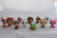 Littlest Pet Shop LPS~ Lot of 11 Toys/Pets