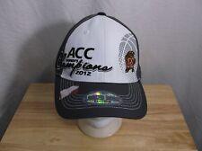 Maryland Terrapins 2012 Women's ACC Championship Locker Room Hat Adjustable NEW
