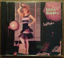 ERIKA BUENFIL - Soy Mujer CD remasterizado Con Arte Diseño / como Lucia Mendez
