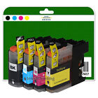 Any 4 Ink Cartridges for Brother MFC-J4620DW J4625DW J5320DW non-OEM LC223
