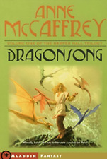 Mccaffrey, Anne-Dragonsong BOOK NEW
