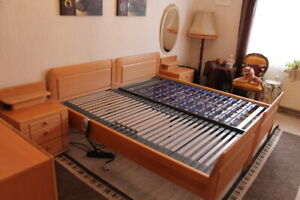 1 Hochwertiges Senioren Schlafzimmer