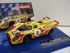 Carrera Digital 132 PORSCHE 917k Martini International no. 2 -30736 Prodotto Nuovo + OVP