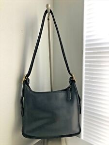 COACH LEGACY JANICE 9966 COWHIDE LEATHER CROSSBODY BAG MINT CONDITION 100% AUTH!