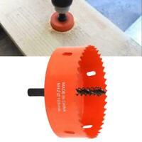 "4.7"" 120mm Hole Saw Blade Bi Metal Speed Slot Corn Hole Boards Drilling Cutter"
