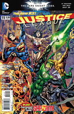 JUSTICE LEAGUE #11 Variant 1:25 New 52 DC Comics 1st Print Near Mint to NM+
