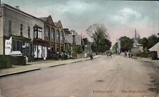 Potters Bar. The High Street by C.B.Bray, Potters Bar.