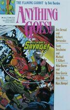 Anything Goes #1-6 Comic Set 1986 - Cerebus Teenage Mutant Ninja Turtles