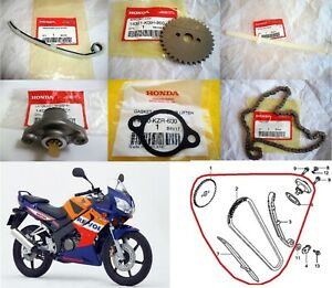 HONDA CBR125R Cam Chain & Lifter Set 2004 2005 2006 2007 2008 2009 2010 UK STOCK