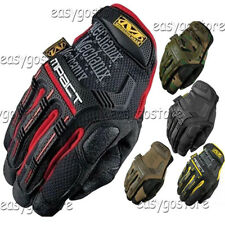 MECHANIX M-PACT TACTICAL GLOVE GLOVES ARMY MILITARY SHOOTING BIKE SPORTS WEAR